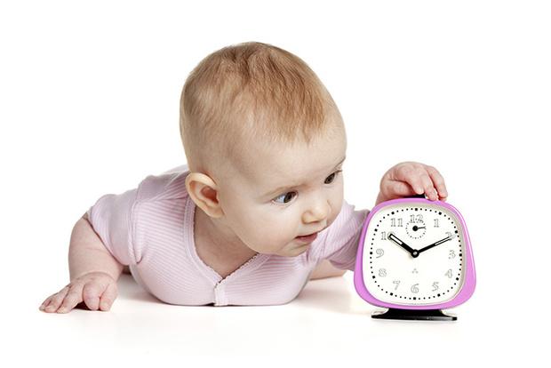 Фото №1 - Знакомим ребенка со временем: полезные игры
