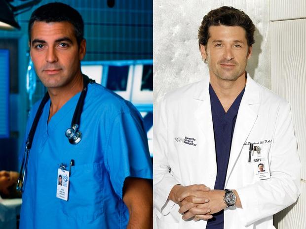 Топ самых сексуальных докторов за всю историю сериалов