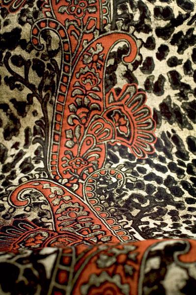 Фото №13 - 7 модных платьев, 7 модных интерьеров