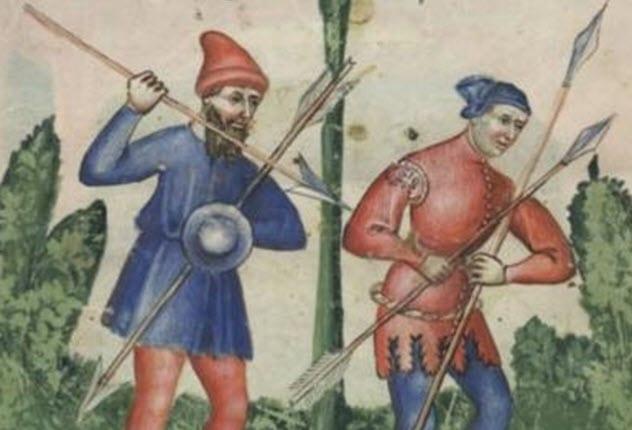 Фото №3 - 7 необычных видов древнего оружия, о которых ты, скорее всего, даже не слышал
