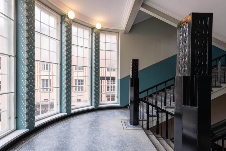 Фото №5 - В здании железнодорожного вокзала Хельсинки открывается отель