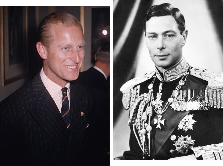 Фото №1 - Главная общая черта принца Филиппа и отца Елизаветы