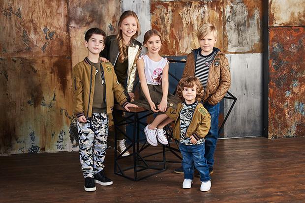Фото №1 - Советы стилиста: как одевать детей модно?