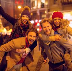 15 фото новогодней Москвы для тех, кто за каникулы так и не выбрался в город
