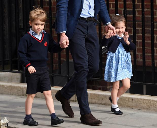 Фото №7 - Принцесса Шарлотта идет в школу в 4 года: она уже говорит по-французски, готовит, командует братом и ставит на место репортеров