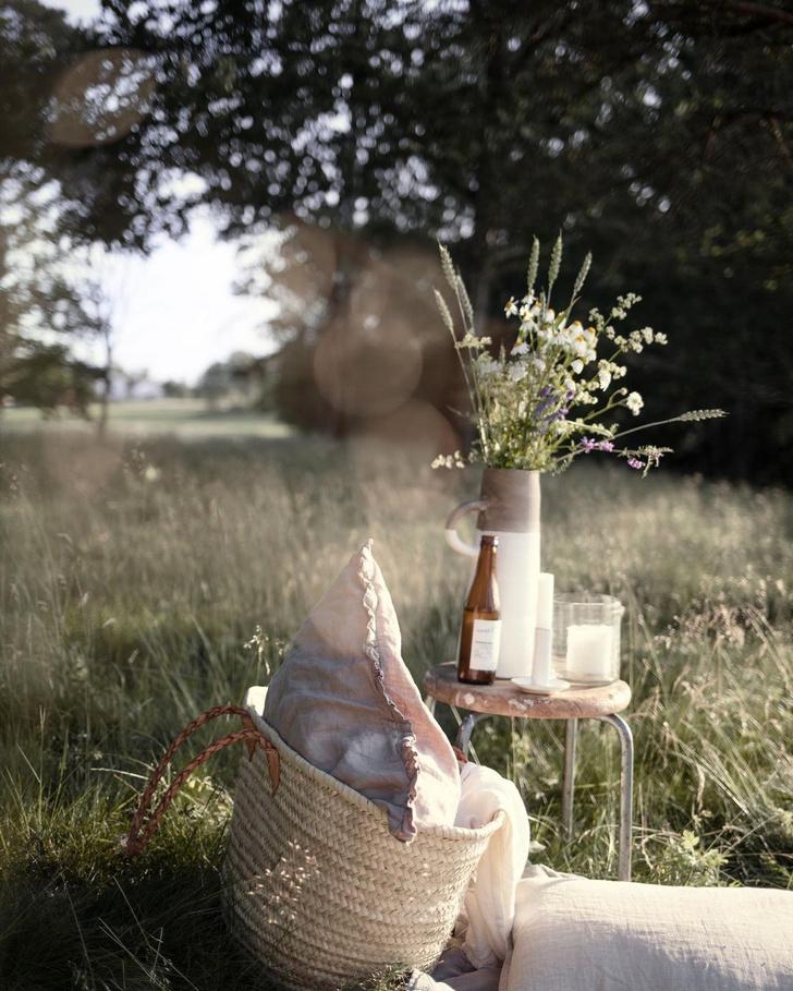 Фото №3 - Лето за городом: все, что нужно для идеального чаепития