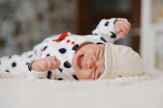 Фото №1 - Детская истерика: 8 уважительных причин, почему малыш плачет