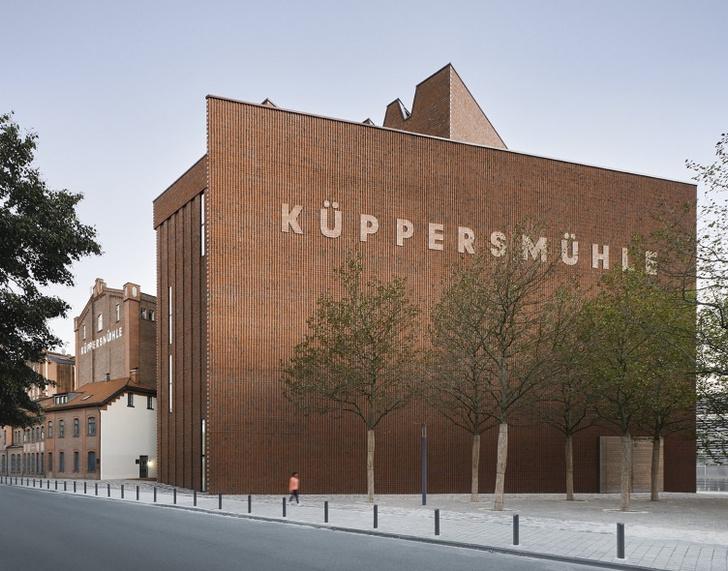 Фото №2 - Музей Кюпперсмюле в Дуйсбурге по проекту Herzog & de Meuron