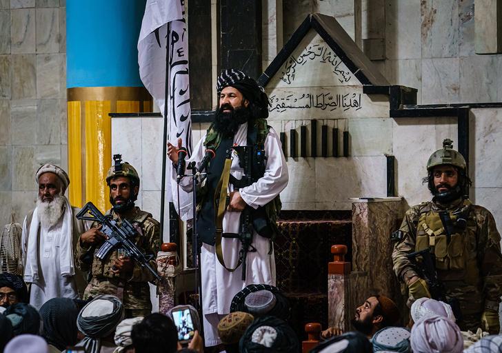 Фото №4 - Один казнил, другой причастен к самым громким нападениям. Кто вошел в новое правительство Афганистана