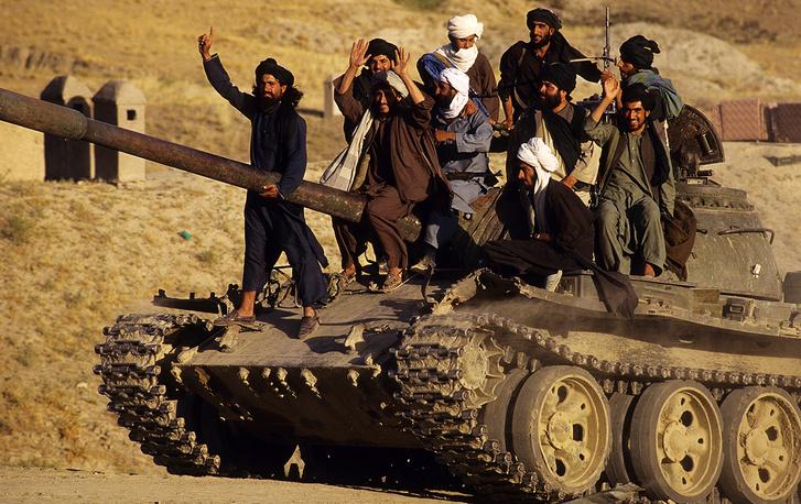 Фото №4 - Что не так с попытками наладить мир в Афганистане и страной в целом