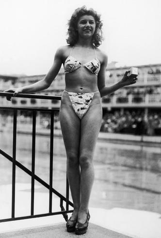 Фото №6 - Бикини: эволюция самого скандального купальника в истории
