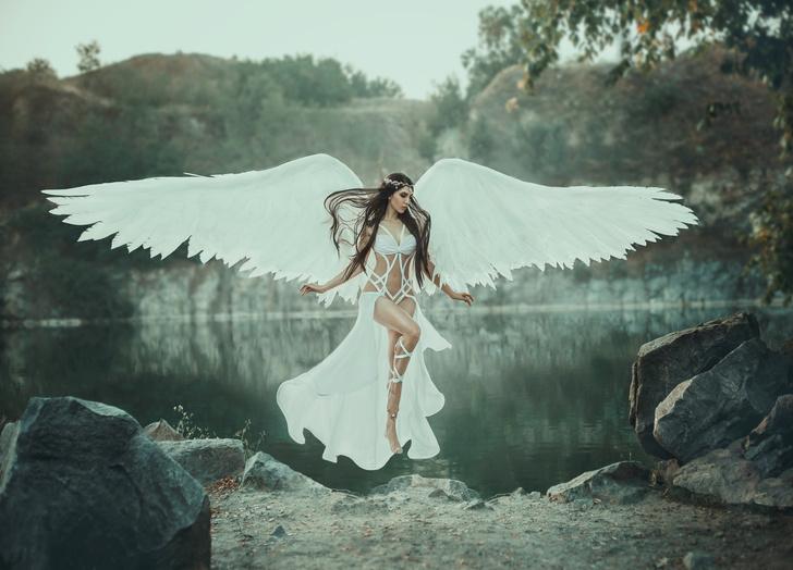 ангелы-хранители, знаки зодиака защитники, знаки зодиака с развитой интуицией