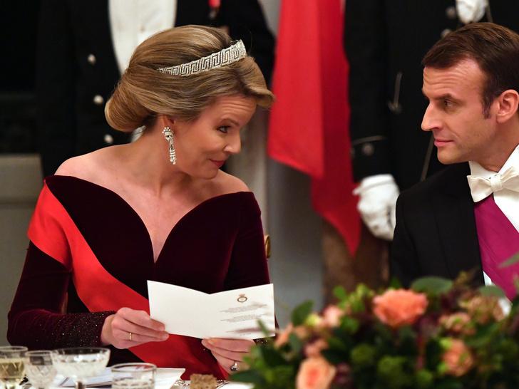 Фото №14 - Самые роскошные и дорогие тиары королевской семьи Бельгии