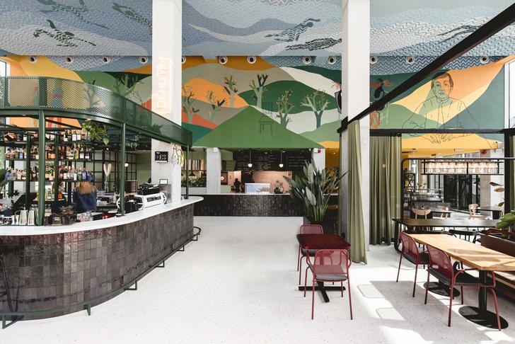 Фото №7 - Яркий ресторан в Вроцлаве
