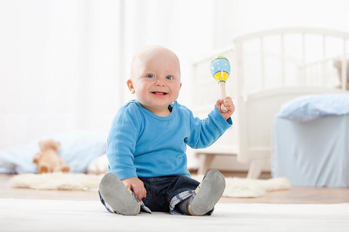 Фото №1 - Первый год: какие игрушки увлекут малыша