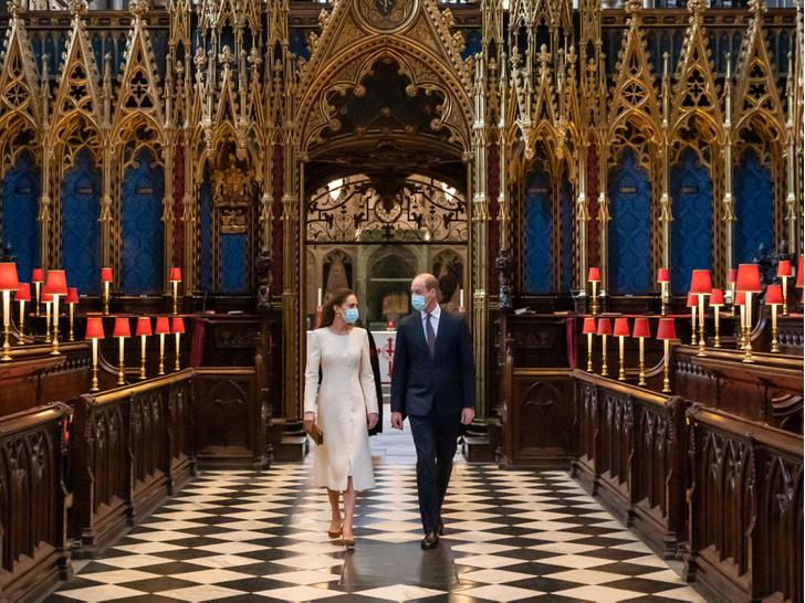 Фото №3 - Королевская привилегия, которой недавно лишилась герцогиня Кейт