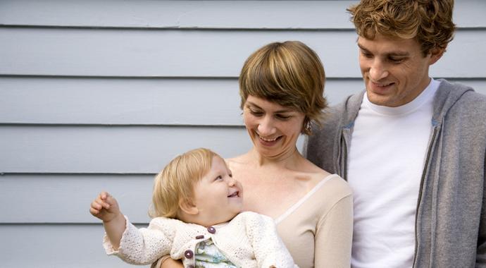 Идеальная семья? Такой не существует