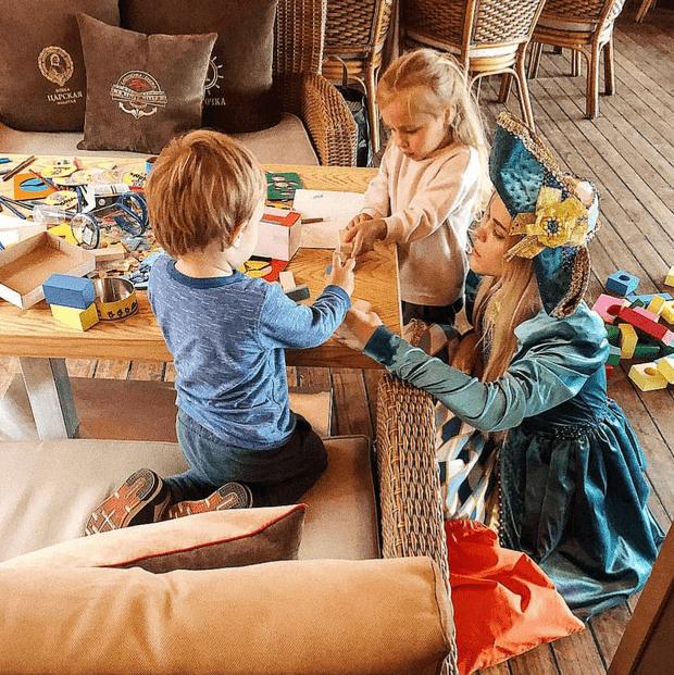 Фото №3 - Детские праздники в ресторане «Ласточка» каждое воскресенье