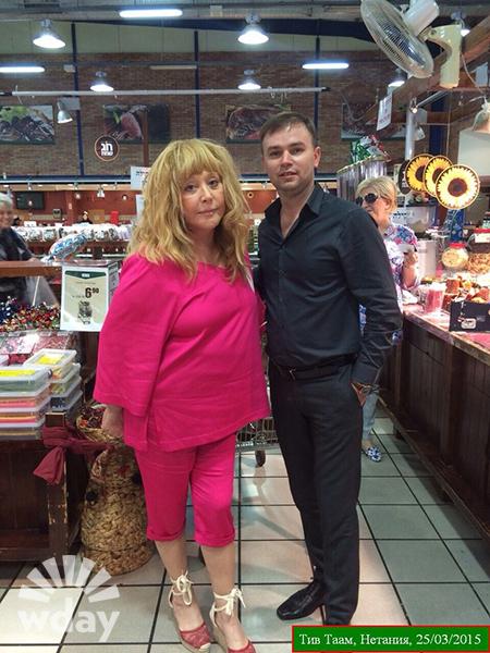 Алла Пугачева неизвестные фото