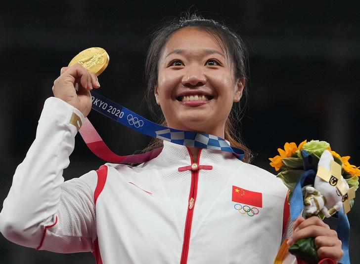 как готовят олимпийских чемпионов фото, как готовят спортсменов в Китае, Олимпиада 2021, тренировки
