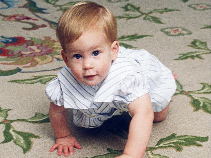 Фото №2 - От краски для стен до игрушек: как выглядит детская дочери Гарри и Меган