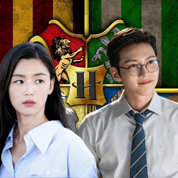 Фото №1 - Кто из героев корейских дорам мог бы учиться в Хогвартсе 🔮