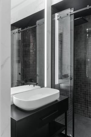 Фото №10 - Лаконичная квартира 80 м² для отца и сына в Москве