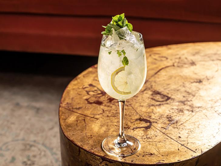 Фото №6 - Легкость бытия: 5 необычных коктейлей с шампанским