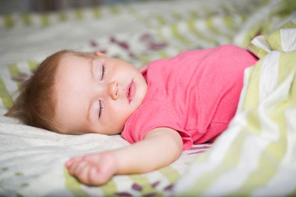 Фото №1 - Первая подушка малыша