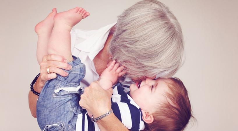 Я: мама, бабушка, дочь»