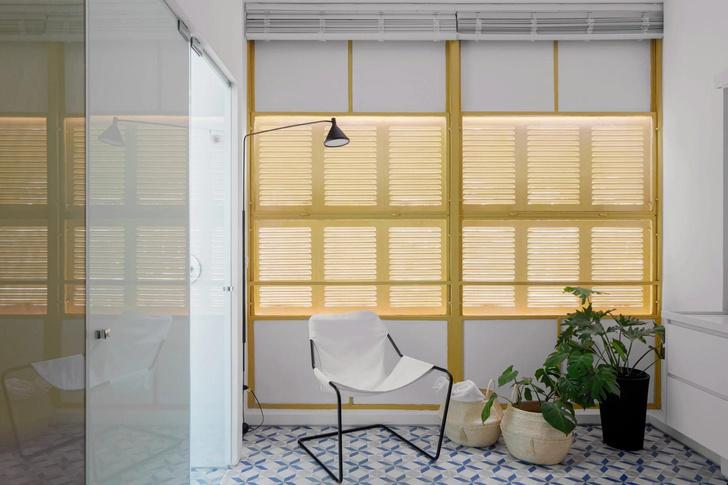 Фото №6 - Модернистская квартира в доме 1940-х в Бразилии