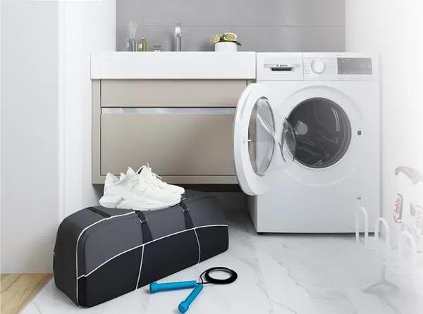 Фото №1 - Новая линейка узких стиральных машин Bosch PerfectCare