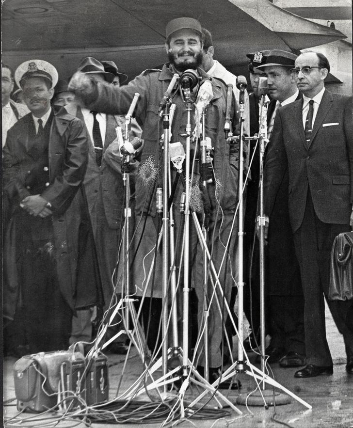 Фото №5 - Лидер революции: 10 мифов о Фиделе Кастро