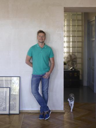 Фото №3 - The Best of ELLE DECORATION: квартира дизайнера Максима Лангуева