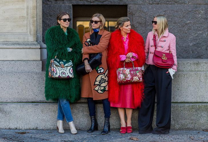 модный гардероб, что носить осенью, модные цвета осени 2021, сезон Fall / Winter 2021-2022, тренды осени зима 2021/2022