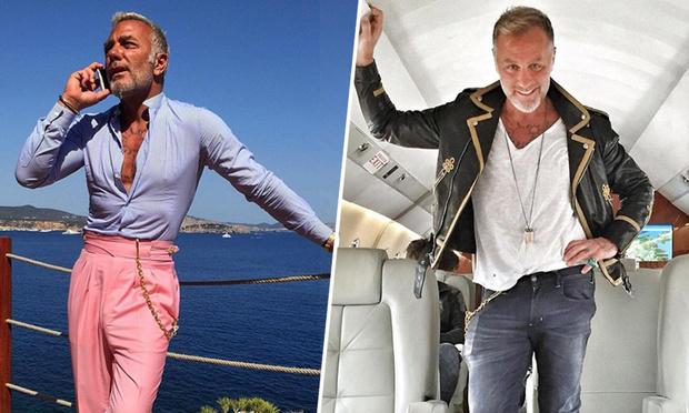 Танцующий миллионер: самые нестандартные образы, фото