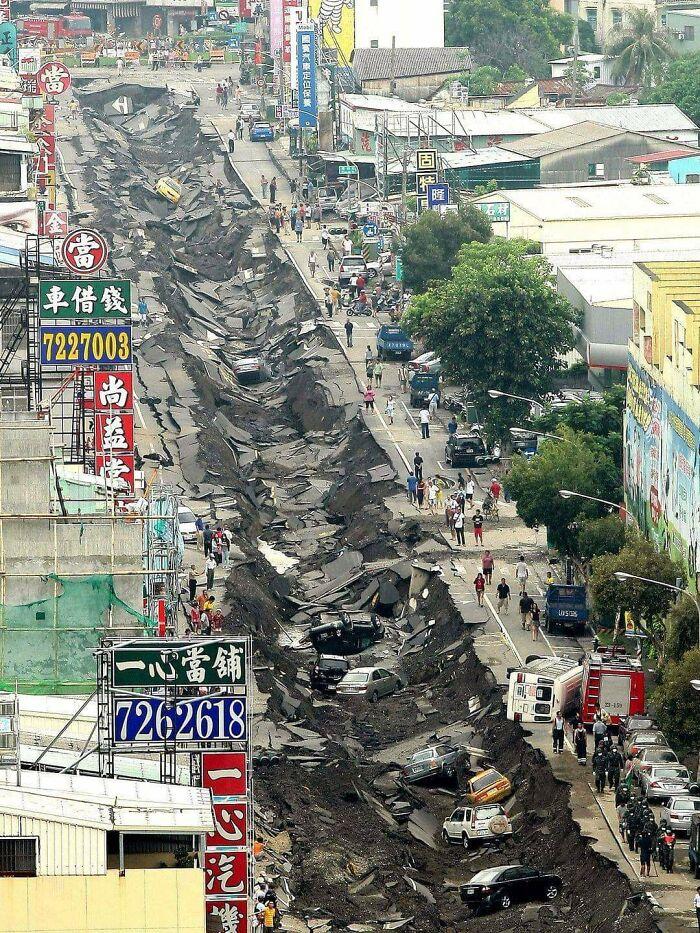 Фото №9 - 10 самых впечатляющих фото техногенных катастроф