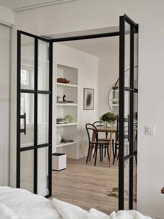 Фото №9 - Маленькая, светлая квартира в Гетеборге