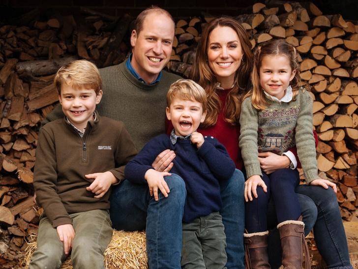 Фото №7 - Мамина копия: самые трогательные совместные фото герцогини Кейт и принца Луи