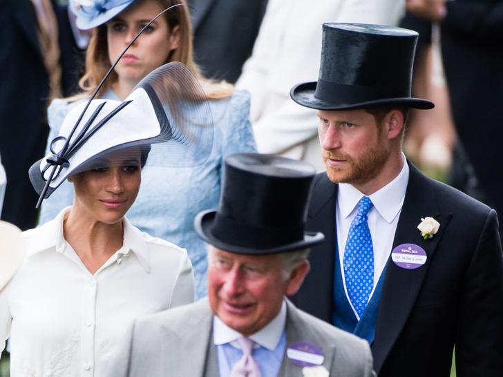 Фото №2 - Почему Арчи Сассекский точно не станет принцем (и при чем здесь Чарльз)