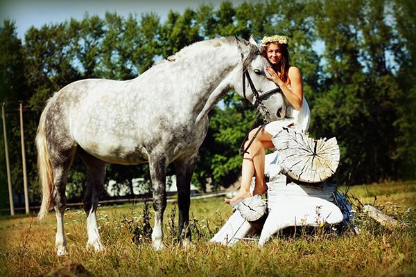 Фото №55 - Девушки на коне: самые романтичные наездницы Ульяновска
