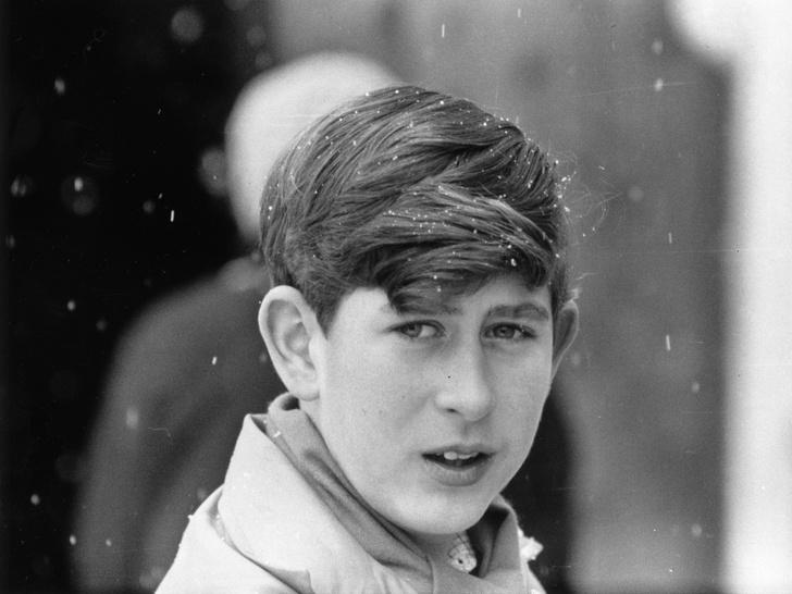Фото №5 - Бунтари и отличники: как королевские особы выглядели в подростковом возрасте