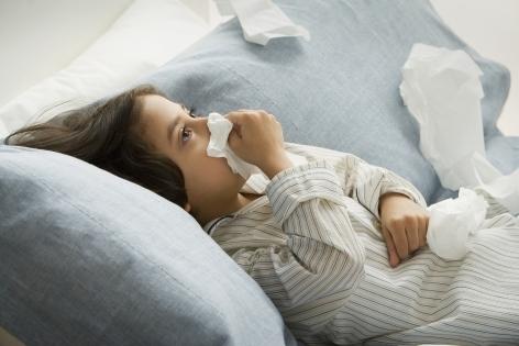 Как лечить простуду у детей без лекарств