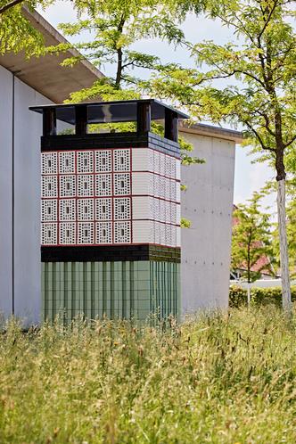 Фото №2 - Torre Numero Due: новый арт-объект на кампусе Vitra