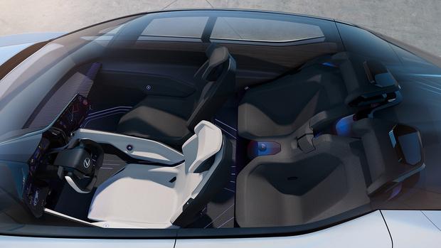 Фото №3 - Lexus представил новый концепт-кар с полностью электронной системой управления