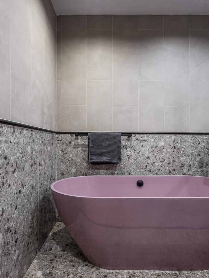 Фото №4 - Фиолетовый цвет в интерьере: 6 стильных идей