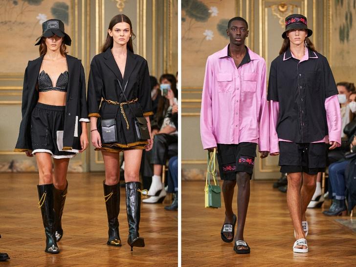 Фото №3 - Мода вопреки обстоятельствам: подводим итоги Парижской недели