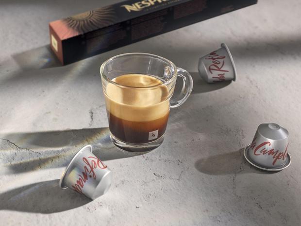 Фото №4 - Nespresso представили лимитрованную коллекцию блендов Master Origins