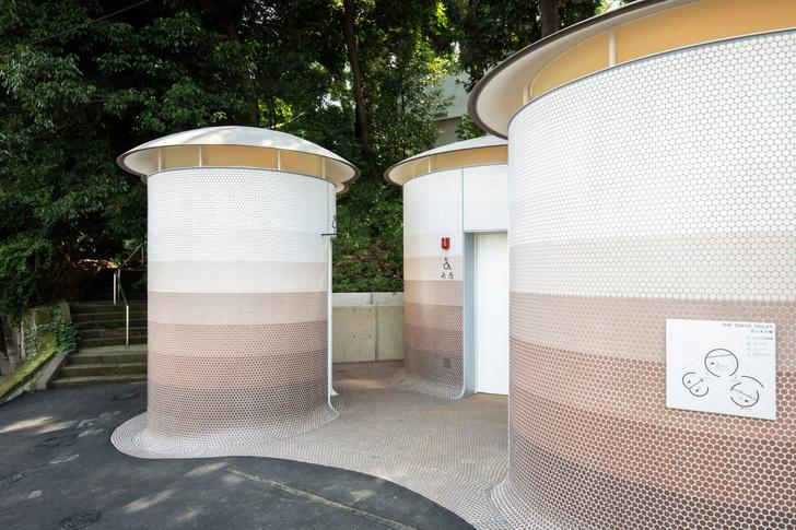 Фото №5 - Общественный туалет по проекту Тойо Ито в Японии
