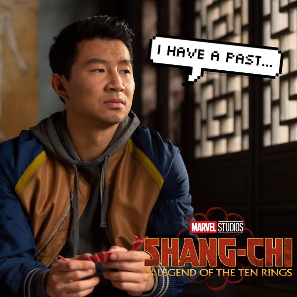 Фото №1 - Прикол дня: как начиналась карьера нового супергероя Шан-Чи от Marvel